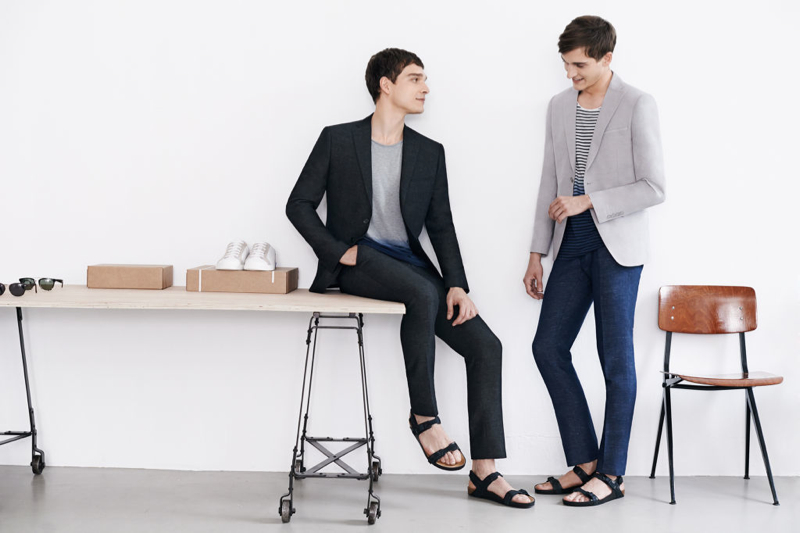 Zara Men May 2014 Lookbook