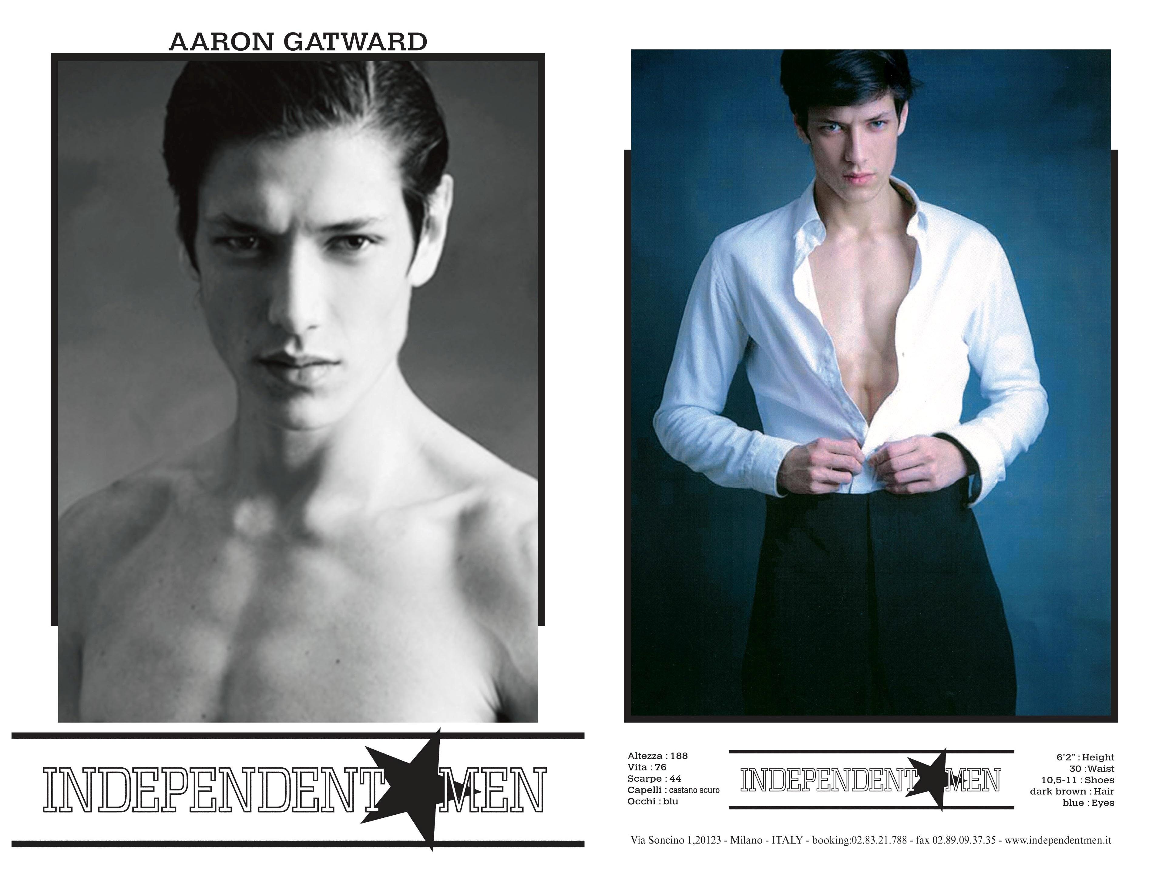Independent Men Spring/Summer 2015 Show Package