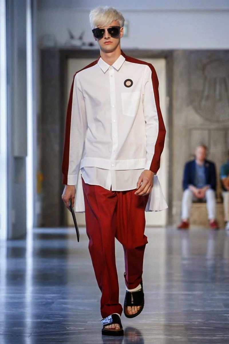 Andrea Pompilio 2015 Spring Summer Milan Fashion Week 029 image Andrea Pompilio 2015 Spring Summer Milan Fashion Week 029