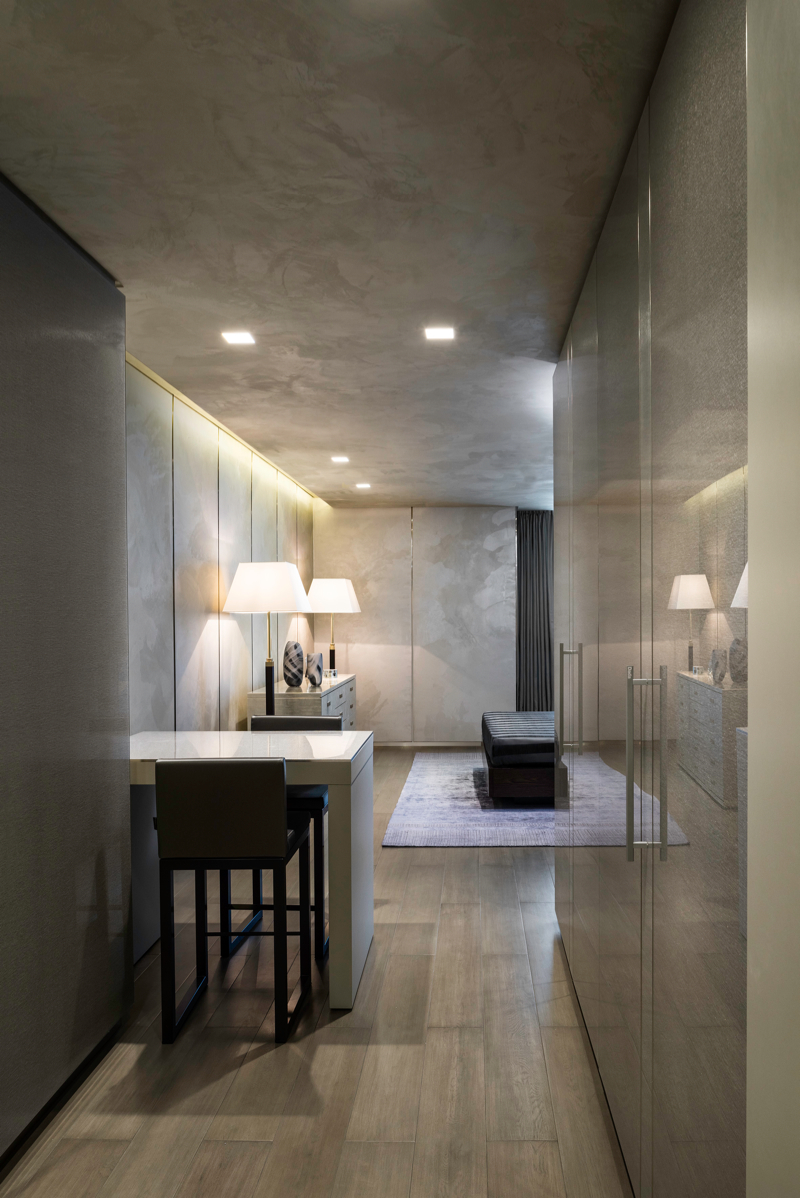 Armani Casa Designs Luxury Residences At Manila S Century