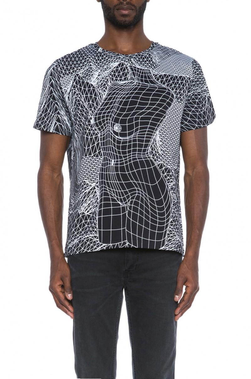 Christopher Kane Graphic T-Shirt