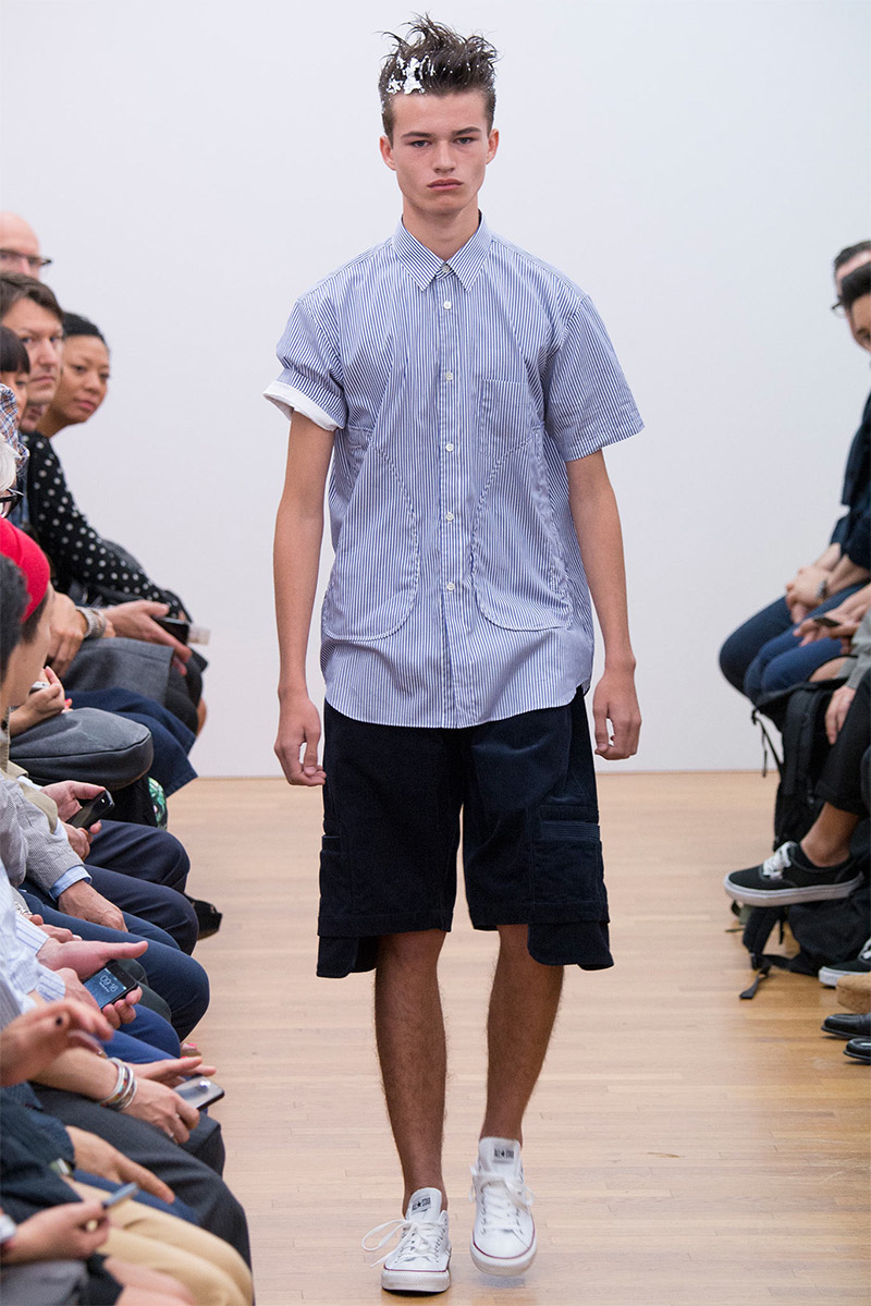 Comme des Garçons Shirt Spring/Summer 2015 | Paris Fashion Week