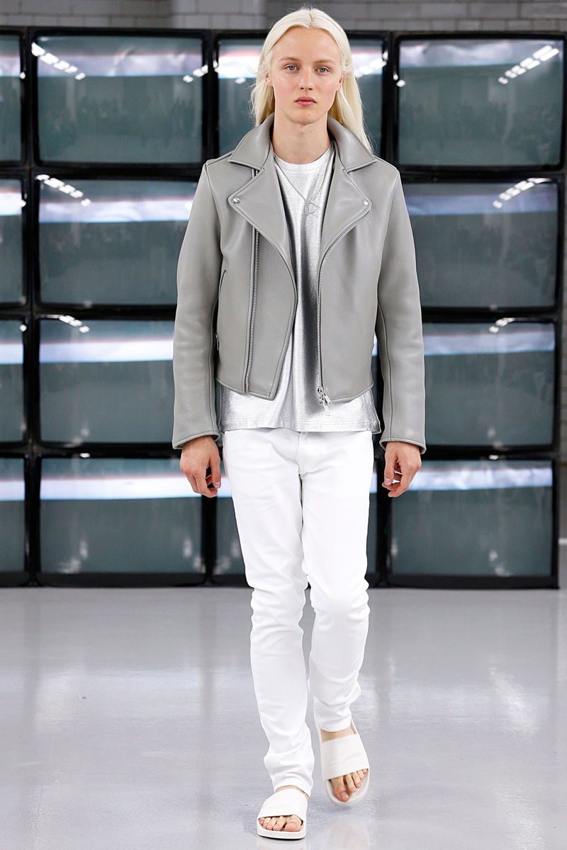 COMMON Spring/Summer 2015 | London Collections: Men image