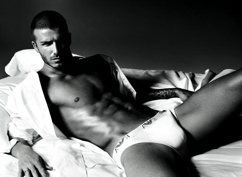 David Beckham for Emporio Armani Underwear Ad Campaign