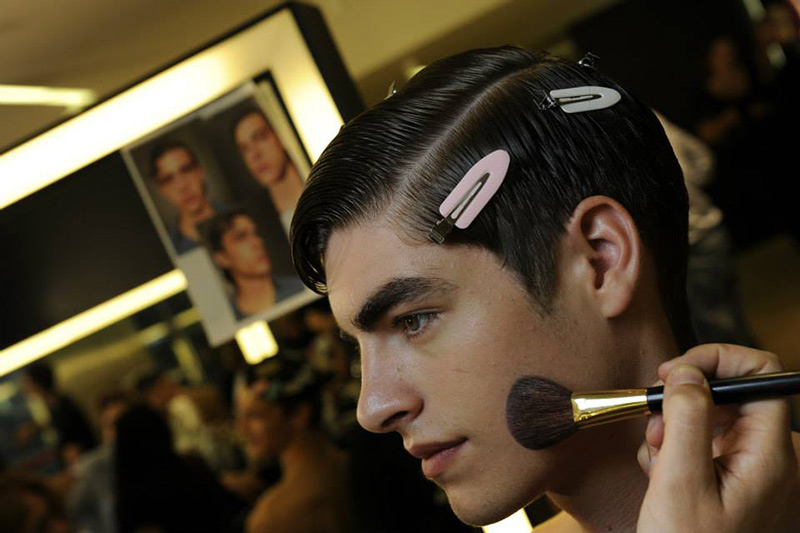 Dolce-Gabbana-Spring-Summer-2015-Behind-the-Scenes-Models-002