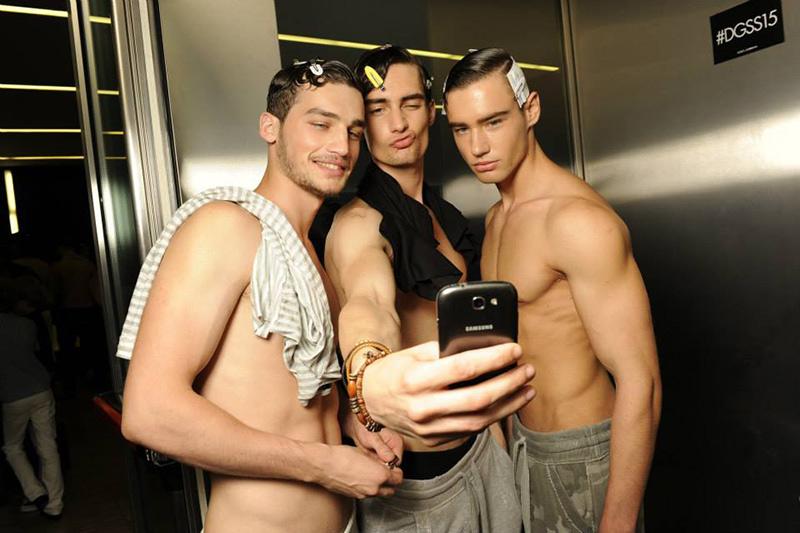 Dolce-Gabbana-Spring-Summer-2015-Behind-the-Scenes-Models-012
