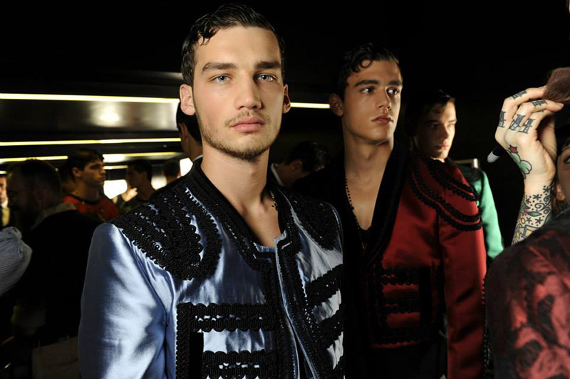 Dolce-Gabbana-Spring-Summer-2015-Behind-the-Scenes-Models-013