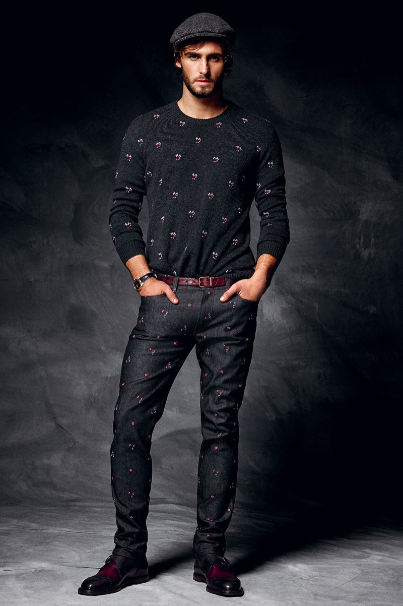 Dolce-and-Gabbana-Fall-Winter-2014-Men-Look-Book-Model-Images-051