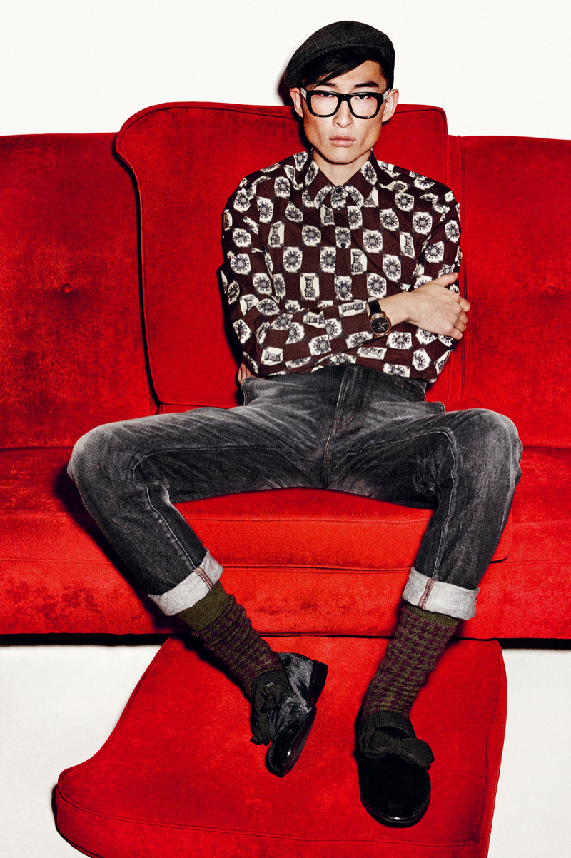 Dolce-and-Gabbana-Fall-Winter-2014-Men-Look-Book-Model-Images-057