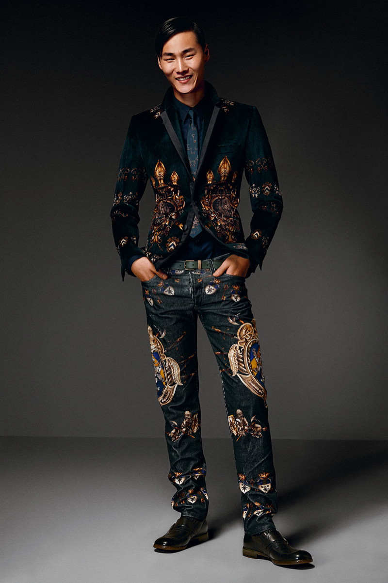 Dolce-and-Gabbana-Fall-Winter-2014-Men-Look-Book-Model-Images-095