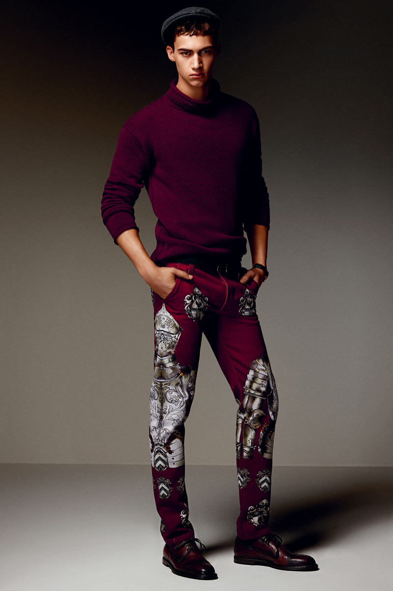 Dolce-and-Gabbana-Fall-Winter-2014-Men-Look-Book-Model-Images-101