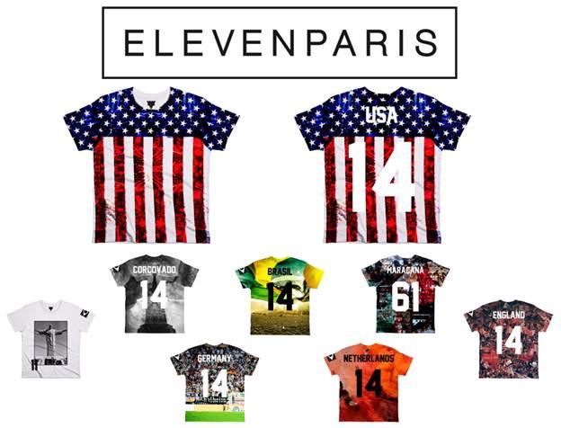 Eleven-Paris-World-Cup-T-Shirts