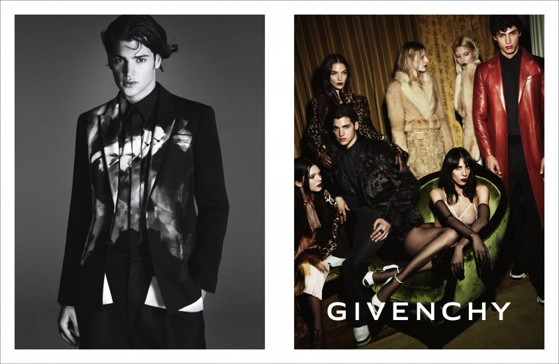 GIVENCHY AD CAMPAIGN 3