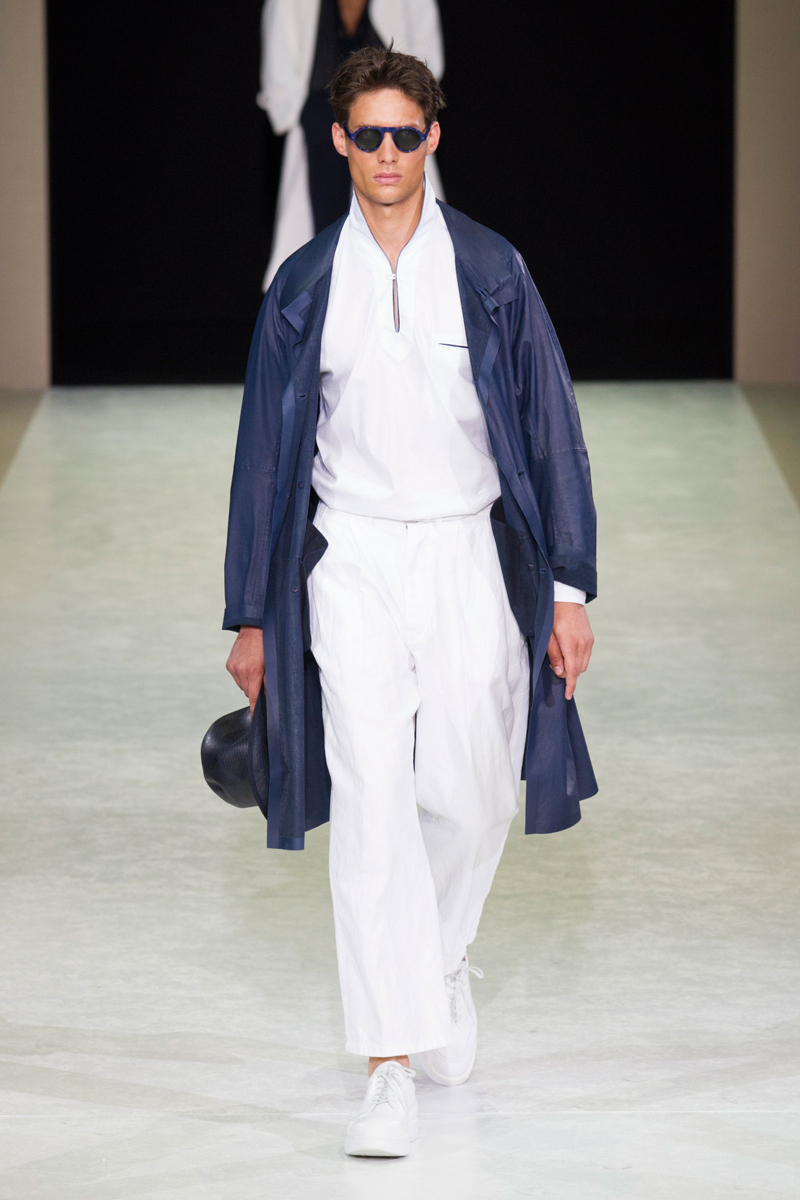 a72bb48d985 Men's Fashion Trends: Spring/Summer 2015 Milan Fashion Week | Page 5 ...