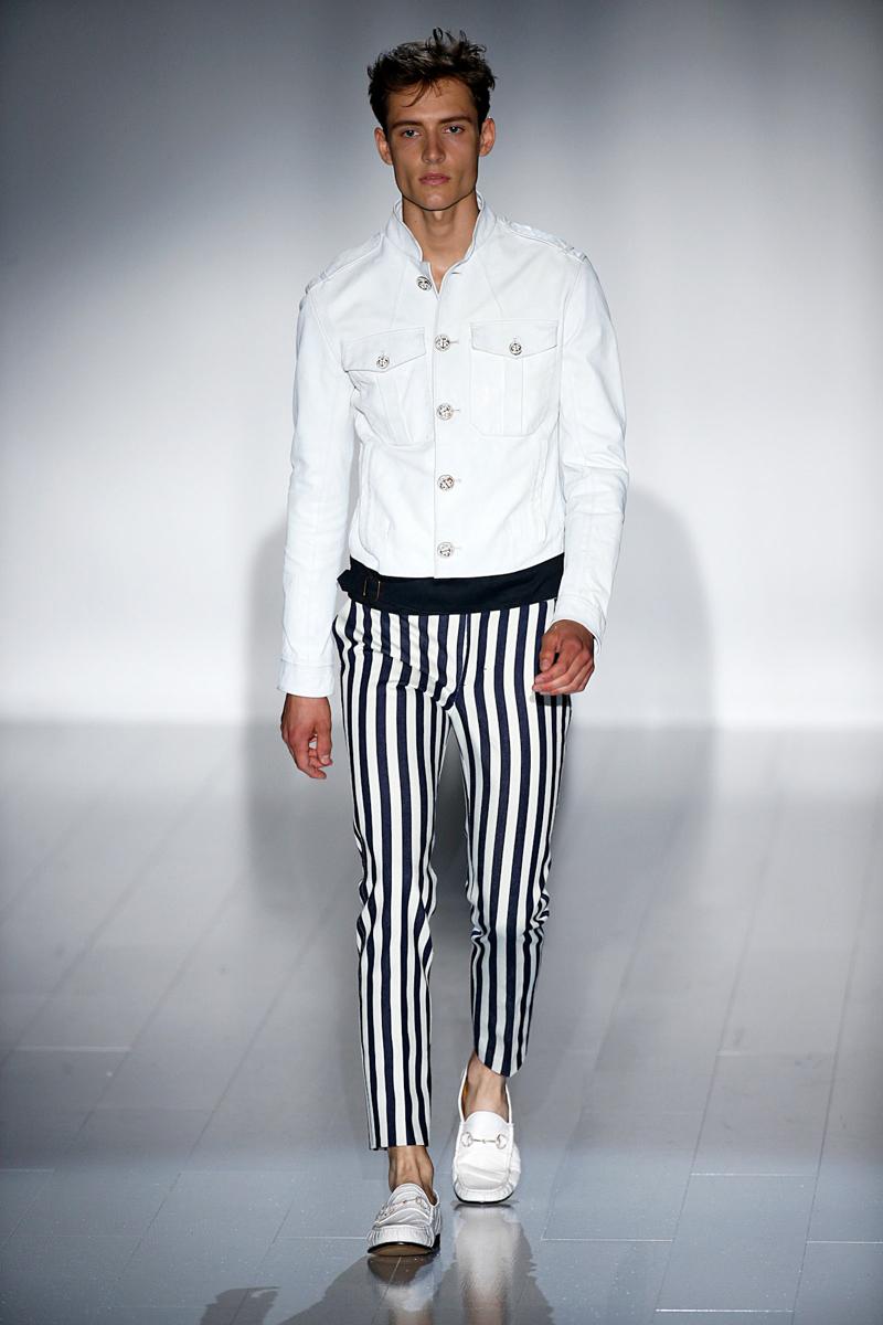 47ad533db7c Gucci Menswear Spring Summer 2015 Milan Fashion Week June 2014
