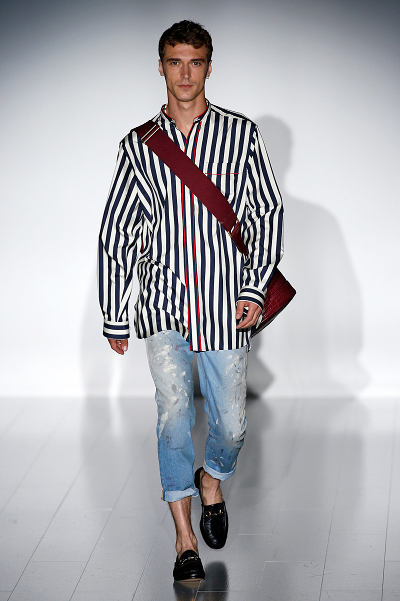 Men 39 S Fashion Trends Spring Summer 2015 Milan Fashion Week