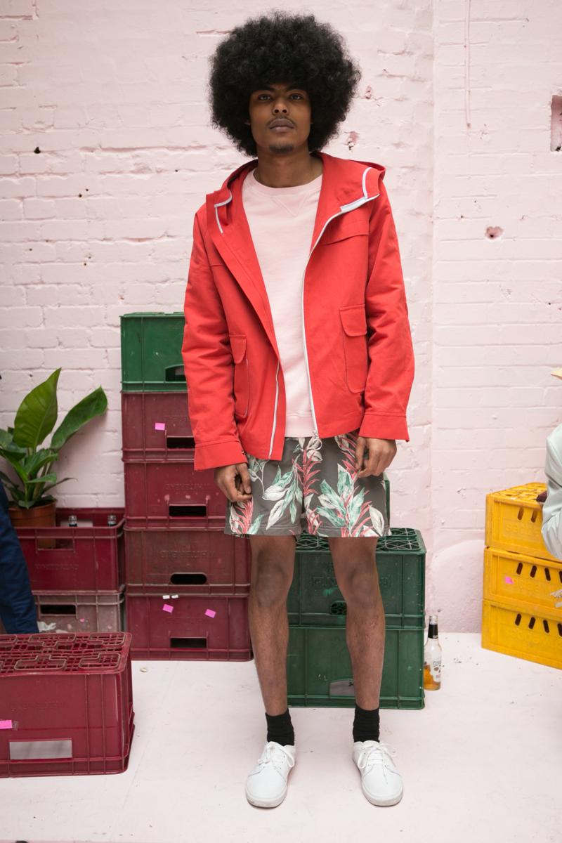 Hentsch Man Spring/Summer 2015 | London Collections: Men image