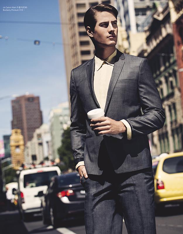 Downtown Hero: Jono Edmeades for JMen