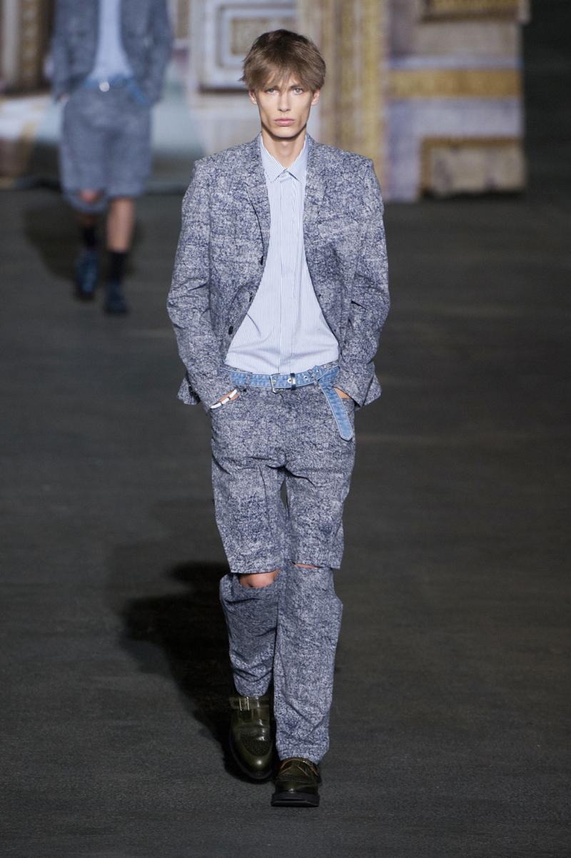 KRISVANASSCHE Spring/Summer 2015 | Paris Fashion Week