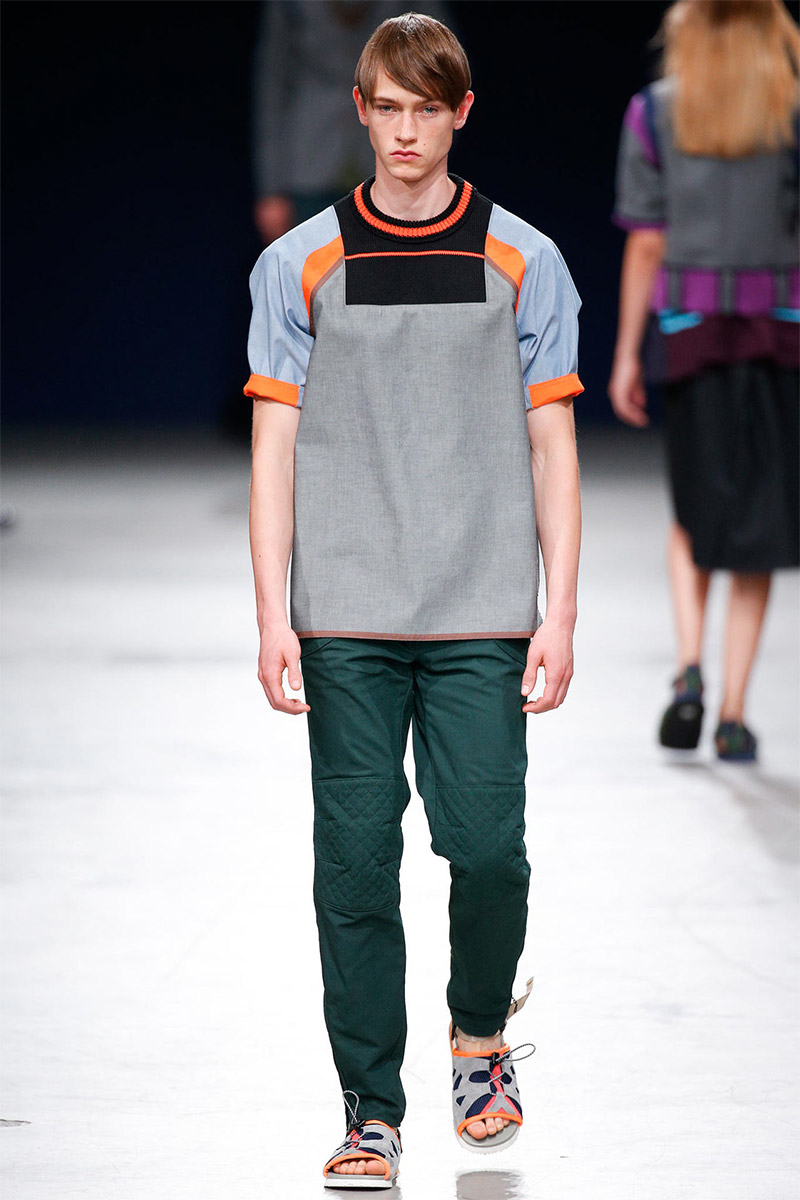 Kolor Spring/Summer 2015   Paris Fashion Week image
