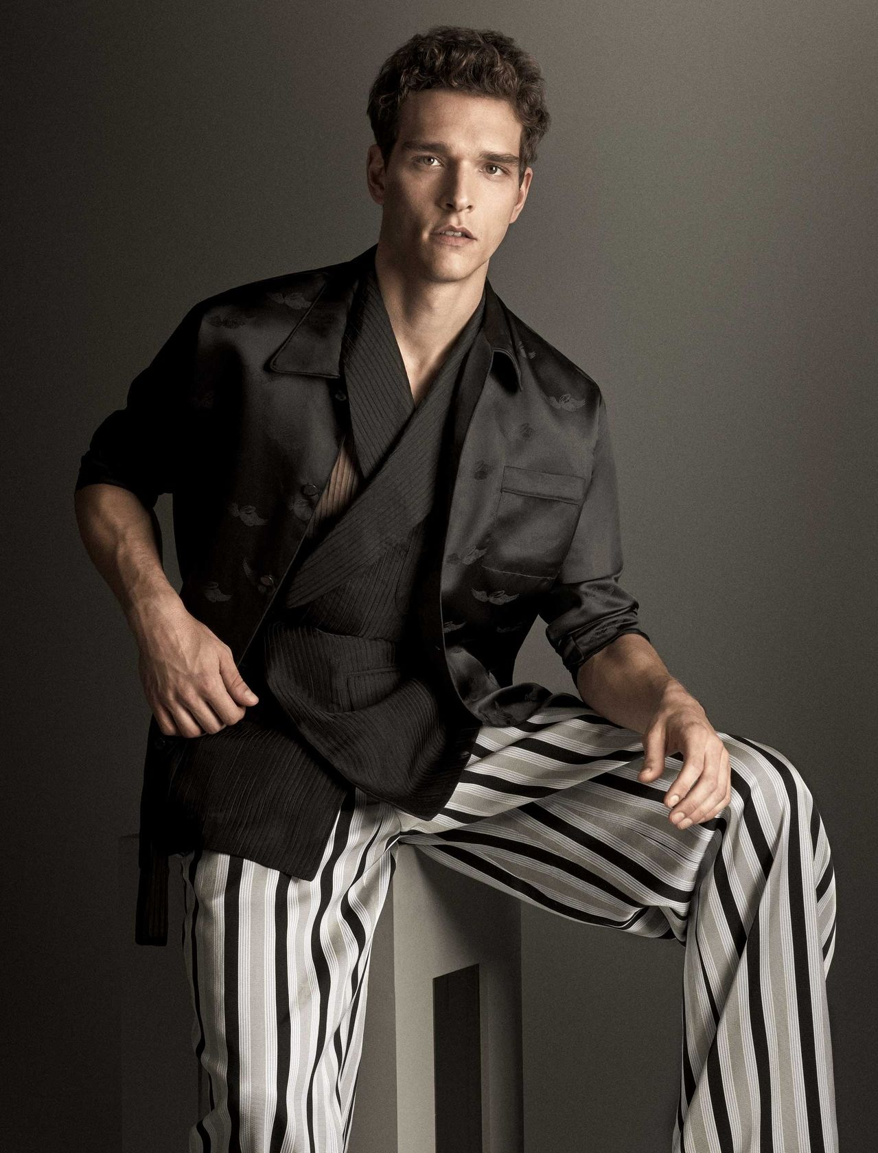 Detectable Íncubo Hazlo pesado  La Perla Launches Men's Loungewear + Beachwear for Spring/Summer 2015 | The  Fashionisto