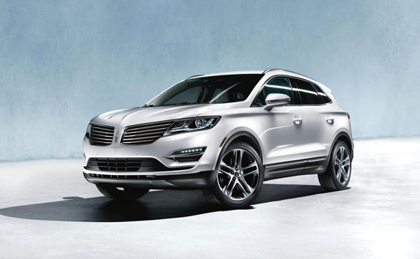 Dream Ride with The New Lincoln MKC
