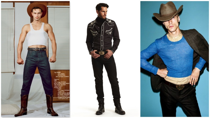 cowboys in fashion style model photos amp inspiration