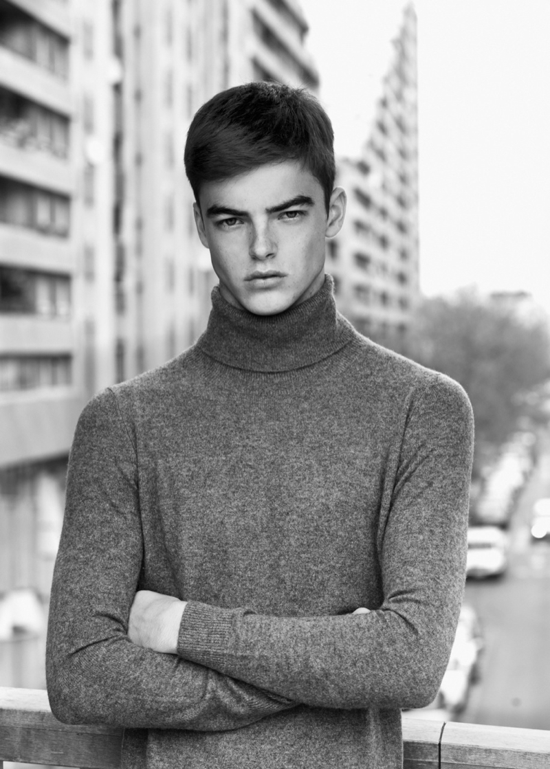 Fresh Face Mike Winchester by Stephane Prevost