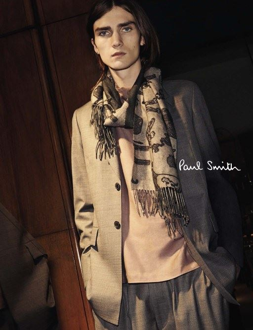 Paul-Smith-Fall-Winter-2014-Campaign-Gryphon-OShea