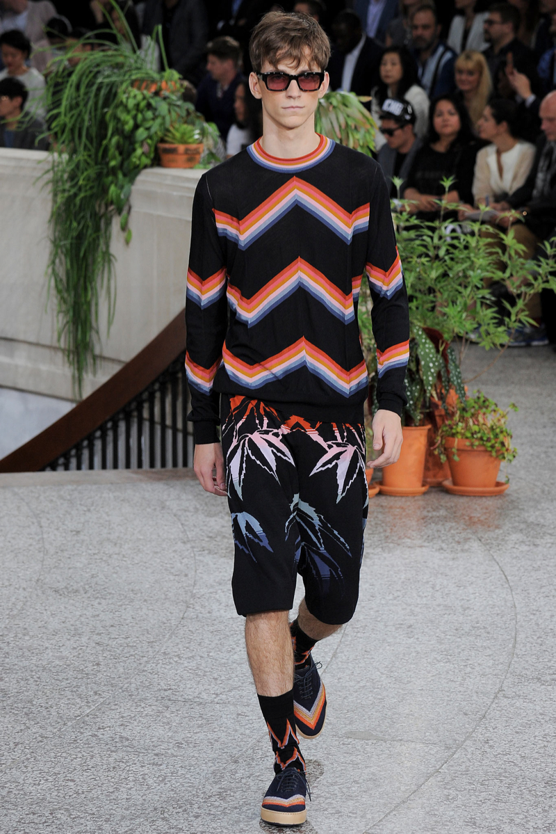 Paul Smith Spring/Summer 2015 | Paris Fashion Week image