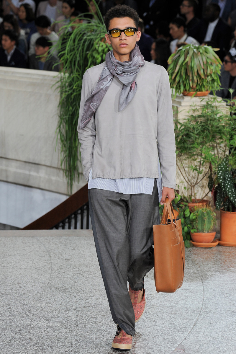 Paul Smith Hones In On A Brilliant Neutral Color Palette That Plays Up The Chic Components