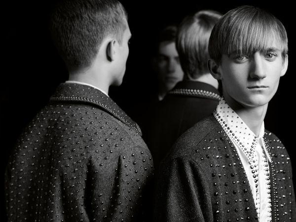 Prada campaign by Hedi Slimane