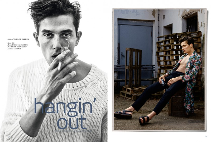 Hangin' Out for Quality Magazine 38 by Bjorn Jonas