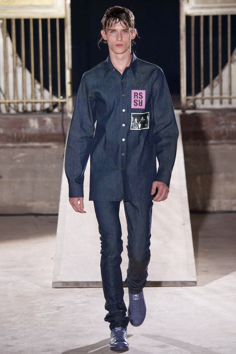 Raf Simons Spring/Summer 2015 | Paris Fashion Week image