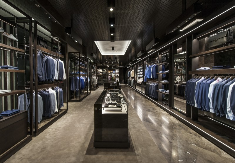 Canali Opening a New Flagship Store in Rome