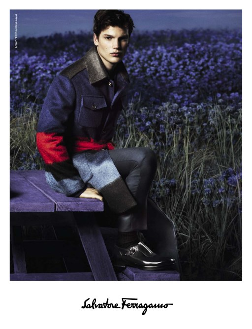 First Look: Salvatore Ferragamo Fall/Winter 2014 Campaign