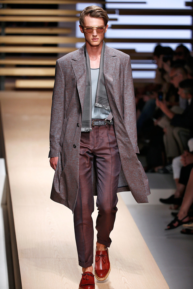Salvatore Ferragamo Men Spring/Summer 2015 | Milan Fashion Week