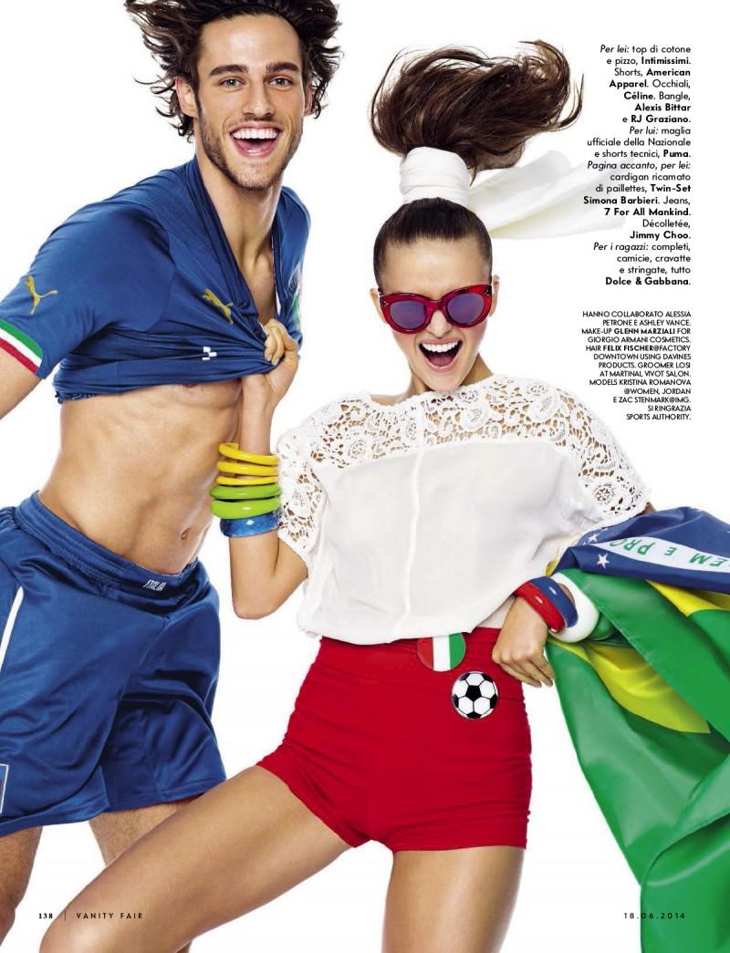 Vanity Fair Italia - 18 Giugno 2014