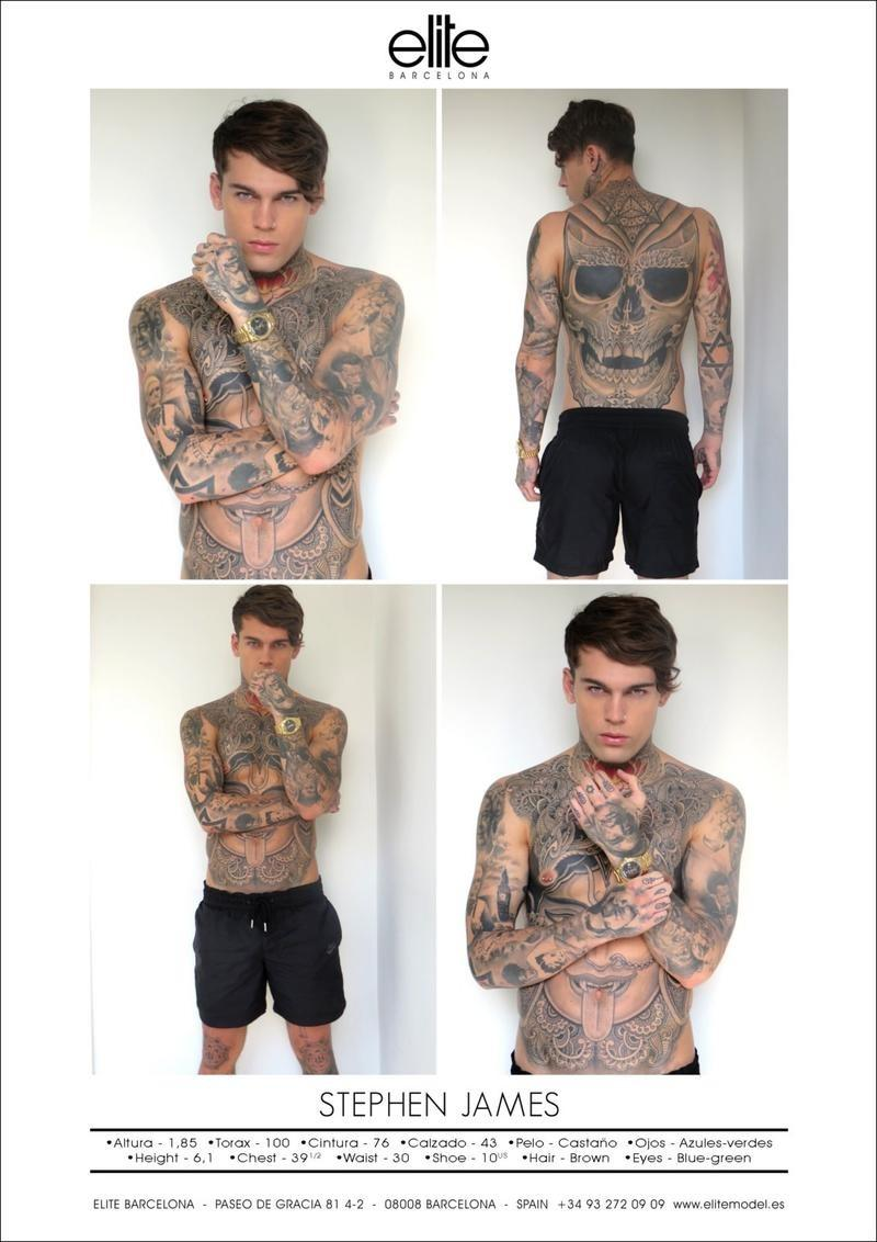 Stephen James @ Elite Barcelona