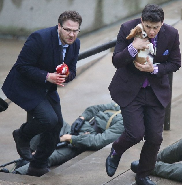 James Franco+ Seth Rogen Star in 'The Interview'