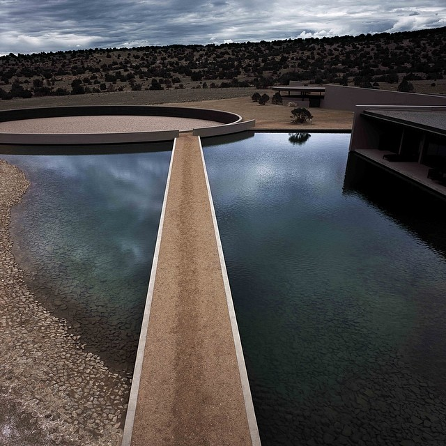 Picture of Tom Ford's New Mexico ranch
