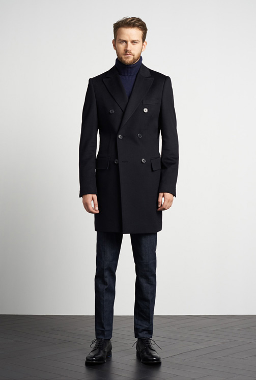 Tommy Hilfiger Tailored Fall/Winter 2014 Collection