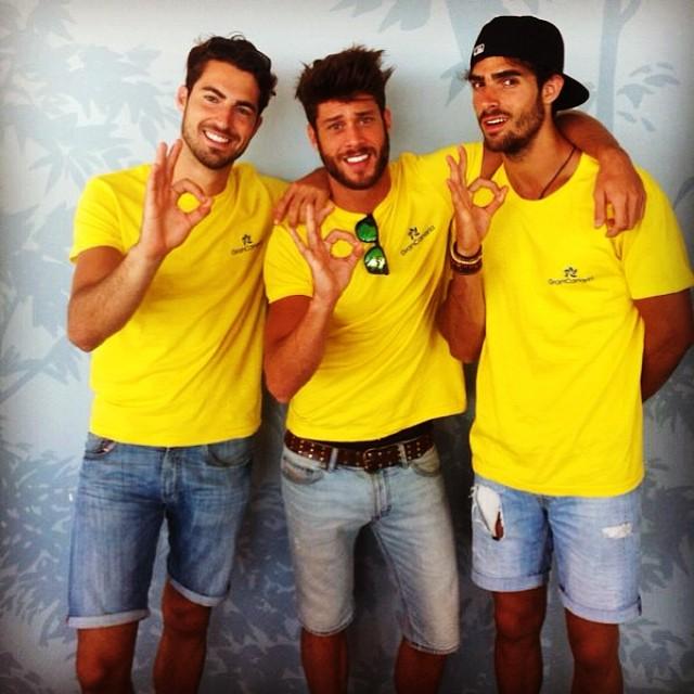 GQ España catches up with Antonio Navas, Jose Lamuno and Juan Betancourt.