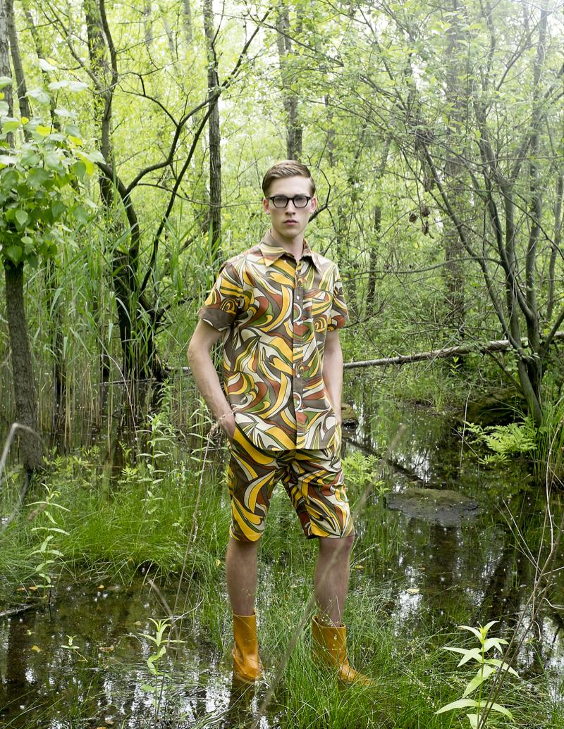 Woolrich Woolen Mills Spring/Summer 2015 Collection