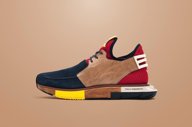 Y-3 Debuts 'Hayex Low' for Fall 2014
