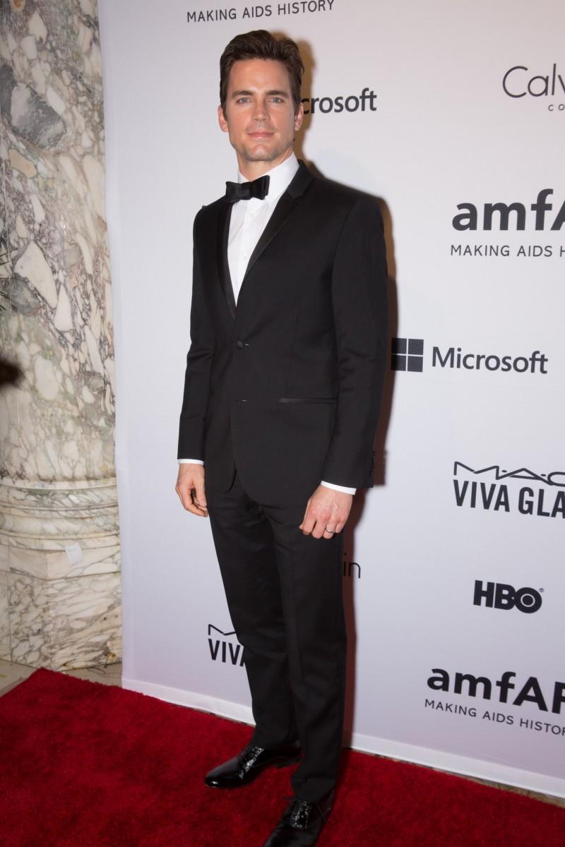 Actor Matt Bomer
