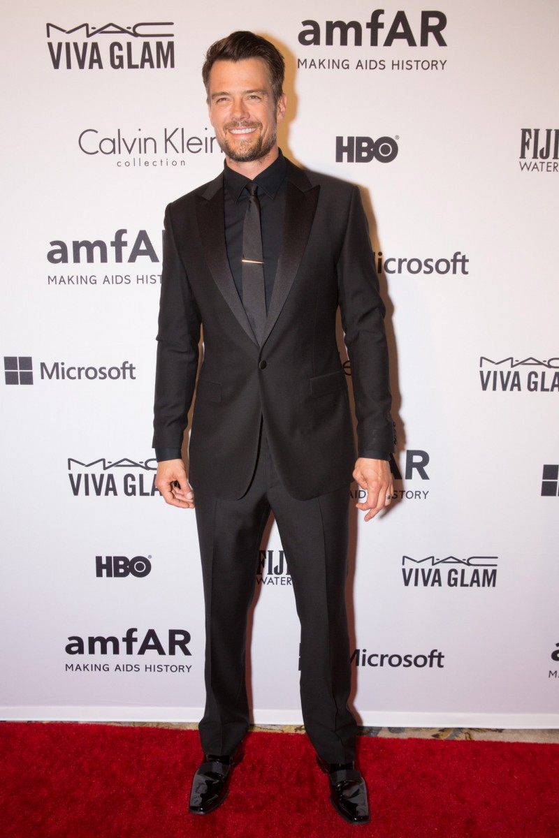 Actor Josh Duhamel