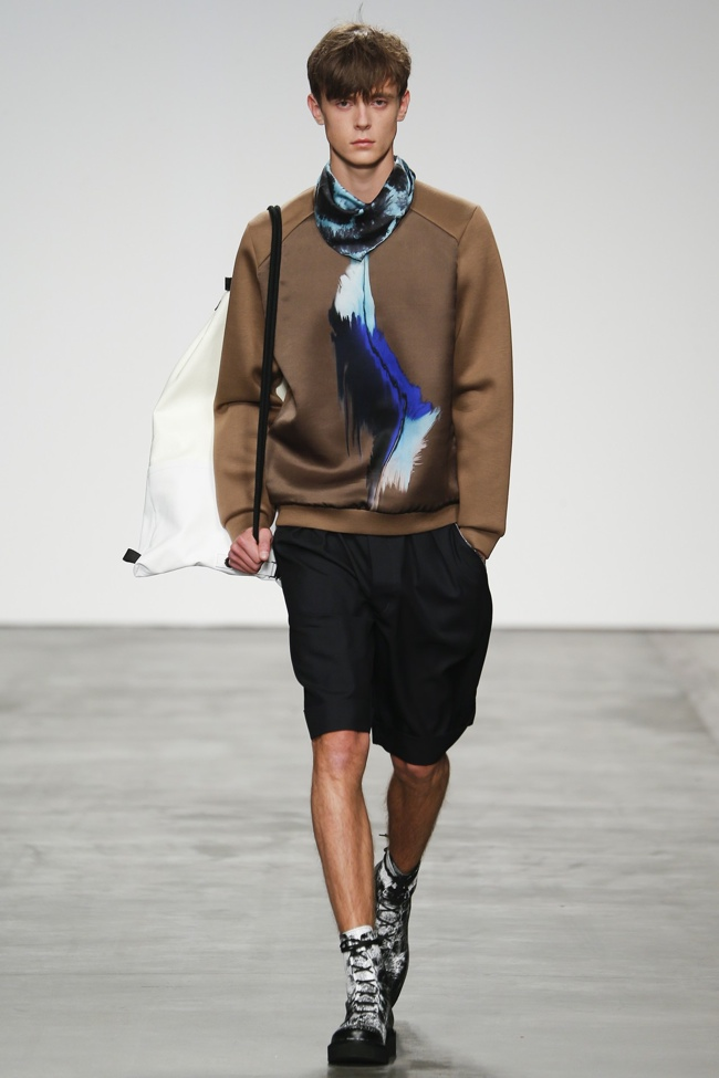 Iceberg Men Spring/Summer 2015 | Milan Fashion Week image