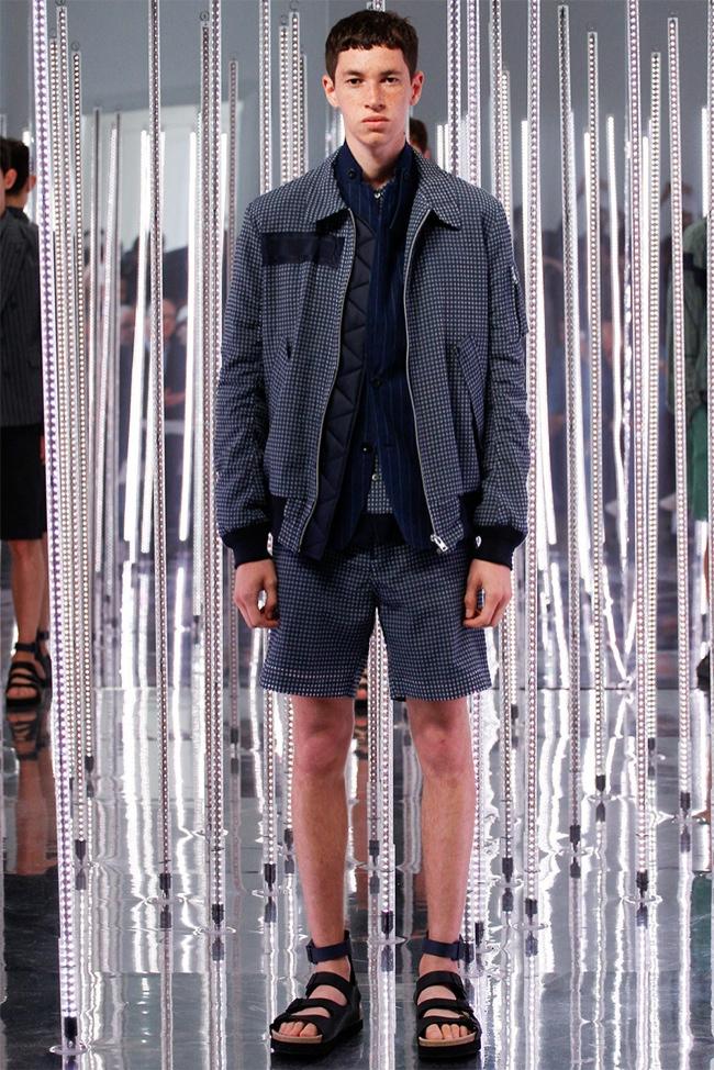 Sacai Man Spring/Summer 2015   Paris Fashion Week