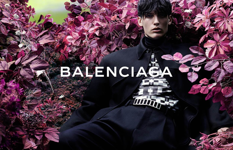 Balenciaga Fall/Winter 2014 Campaign